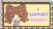 :contest prize: Madz67 Support Stamp by ArtsyAndreaM