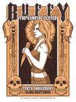 Buffy the Vampire Slayer Poste