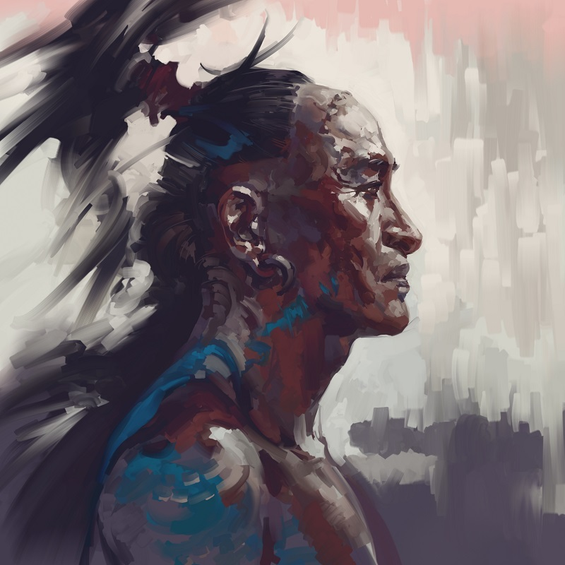 Native American - Human Sacrifice by Alex-J-Crow