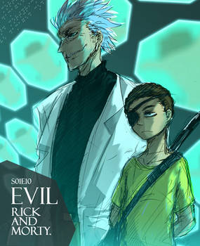 Evil  Rick and Morty