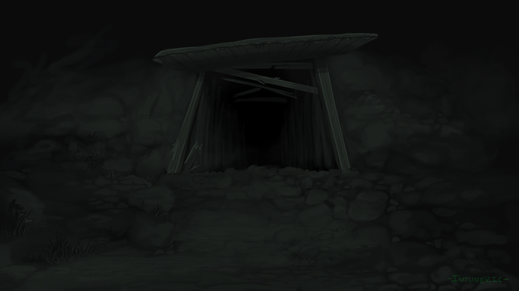 mine shaft wallpaper - photo #8