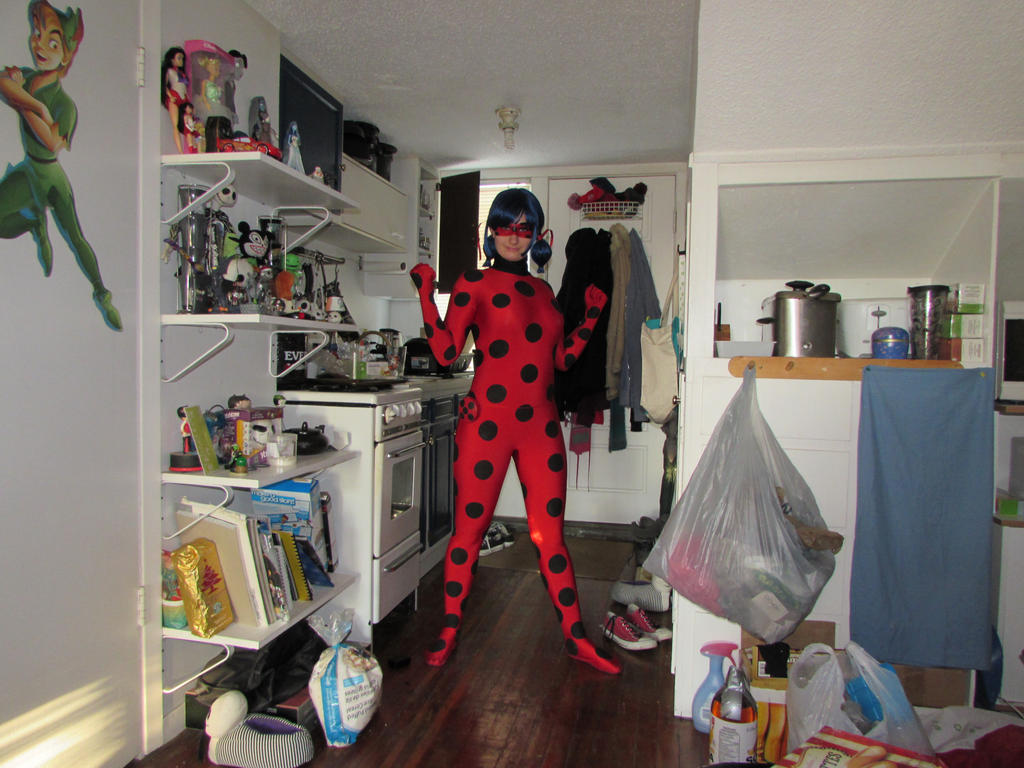 I am Ladybug by Littleboo2002