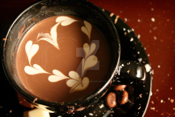 coffee by arTisTinDaMaKing