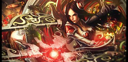 Queen of Blades by Tigo-Tigo
