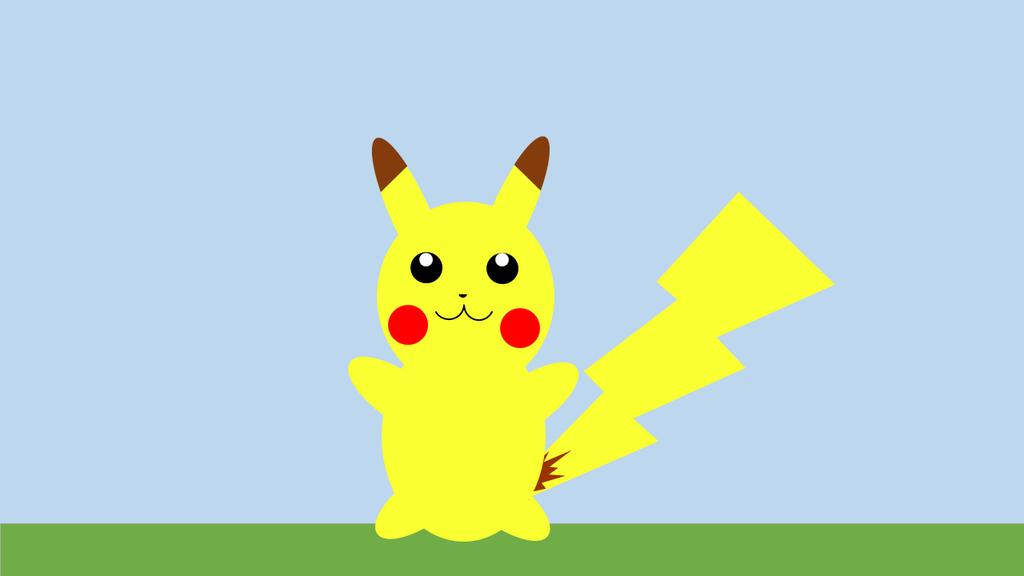 Pikachu by DanCarrero
