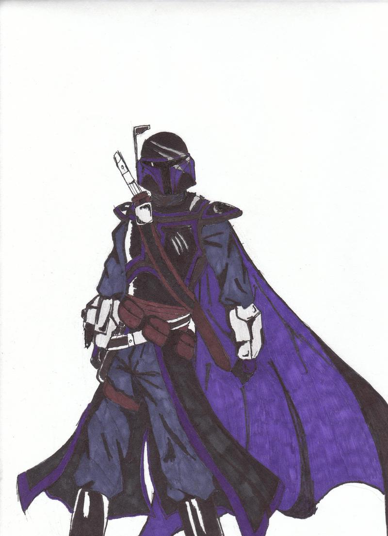Mandalorian 01 by regnasis