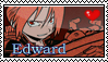 Edward Stamp by okamiblanco