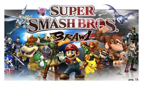 Super Smash Bros Brawl stamp by okamiblanco