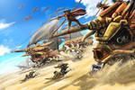 Desert Pirates