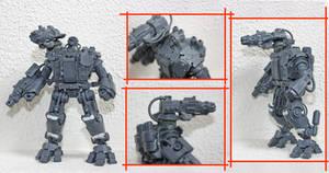 Adeptus Mechanicus Robot