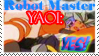 Robot Master Yaoi stamp by MorganCluelessGoat