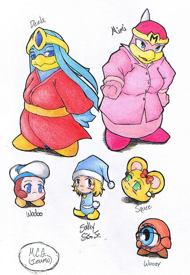 Kirby Amino Awards   OC   Kirby Amino