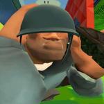 Soldier Blabber Mouth by Snake-n-DA-boX