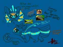 New species guide!! by Wojnalik