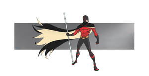 Redesign : Red robin Part 1