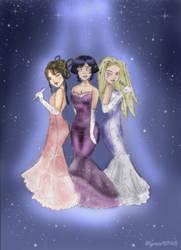 Dream Girls... Kunoichi Style by mysterio1274