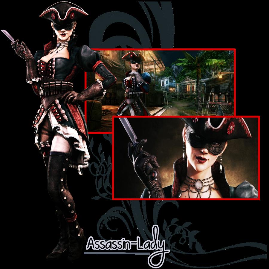 Assassin-Lady's Profile Picture