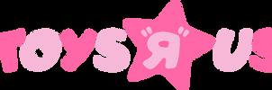 Pink Toys R Us Logo