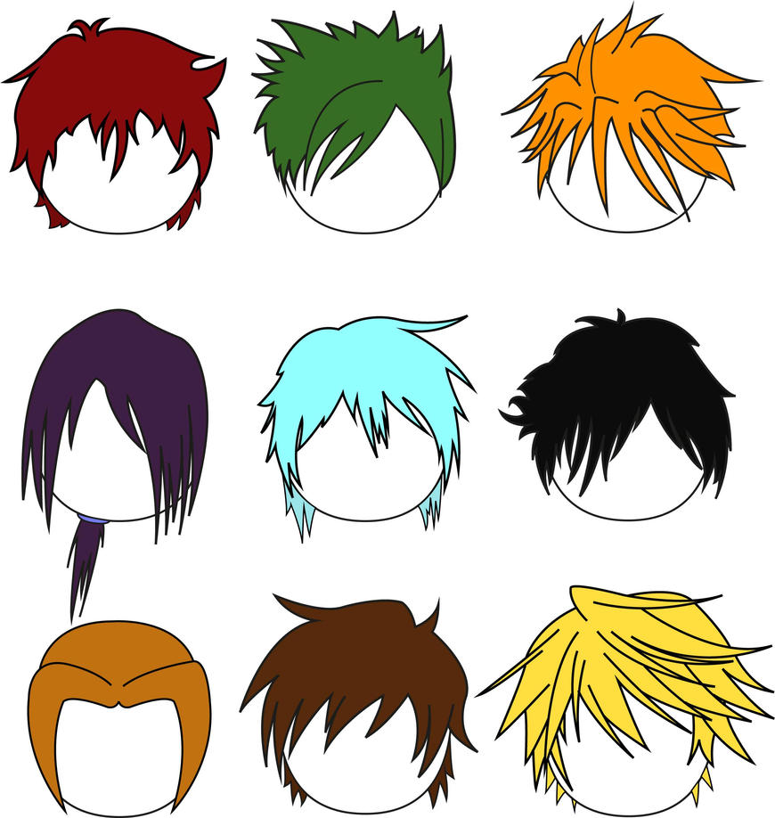Hairstyles By Splicer02 On Deviantart
