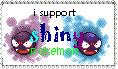 shiny pokemon stamp by TwilightRED7