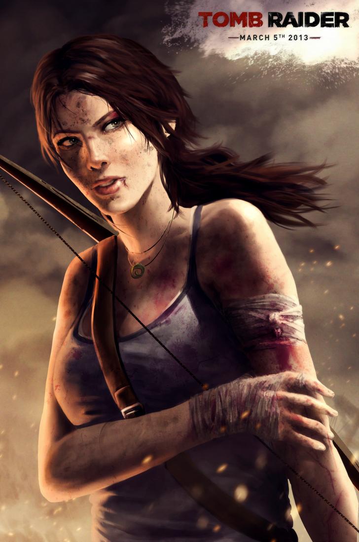 Tomb Raider Reborn by tdeluccarts