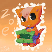 Zoe .:RQ:. by Apple-saurus