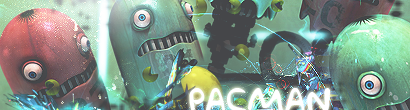 Pacman Revolution by Jonathan309