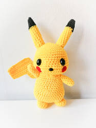 Pikachu says Hi