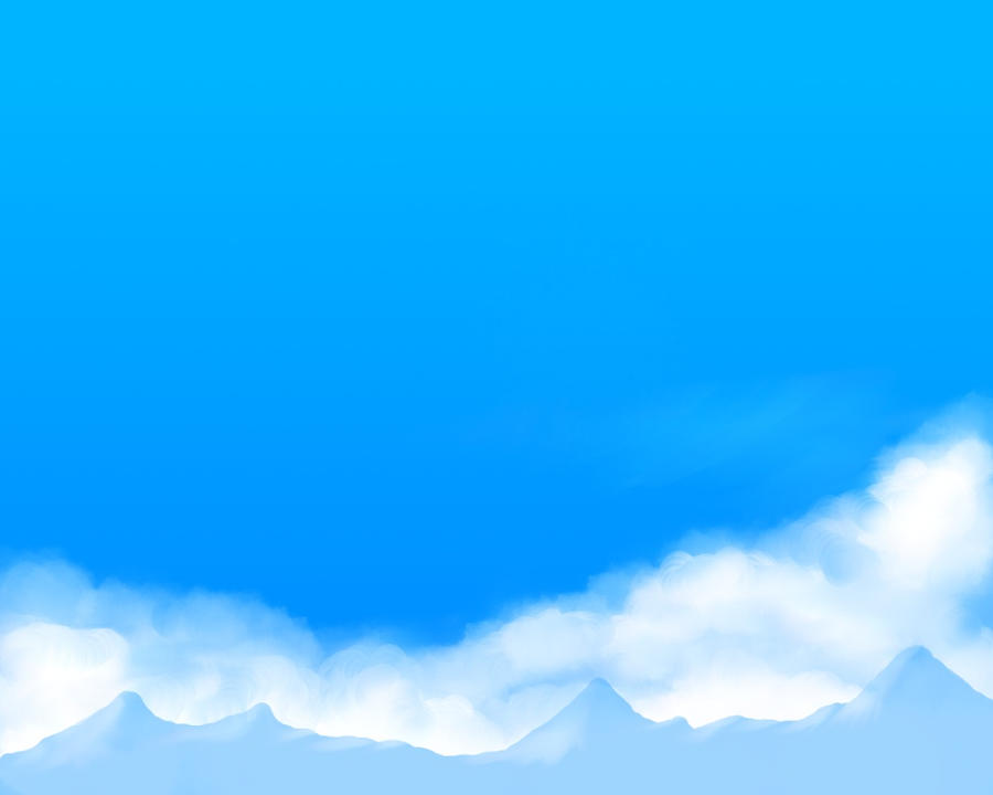 Sky with clouds by it s on deviantart