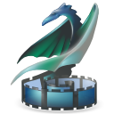 Dragon Player Icon by it-s