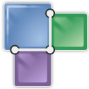 Squares game icon by it-s