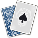 Patience card game icon by it-s