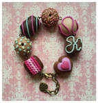 pastel chocolates