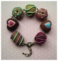 sweet chocolates by Miyaka89