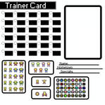 Ultimate Trainer Card Base