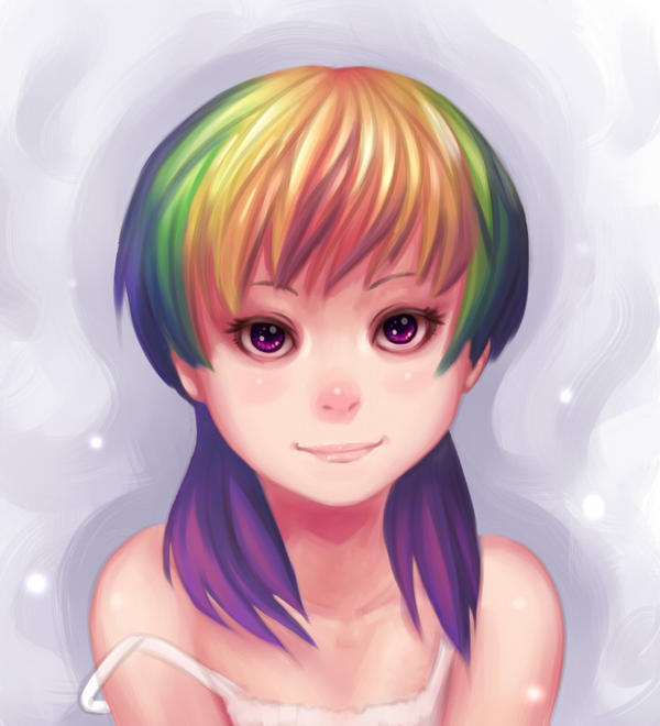 Dash Portrait by NinjaHam