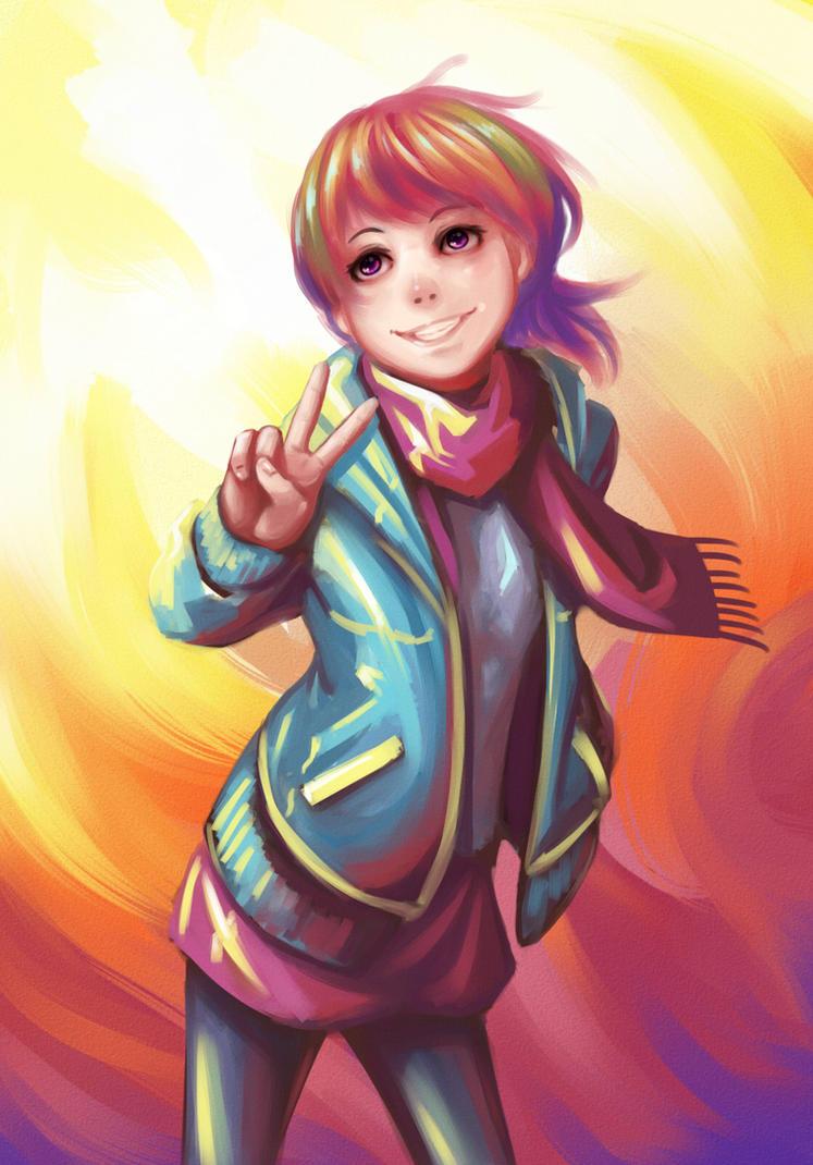 More Dashie by NinjaHam