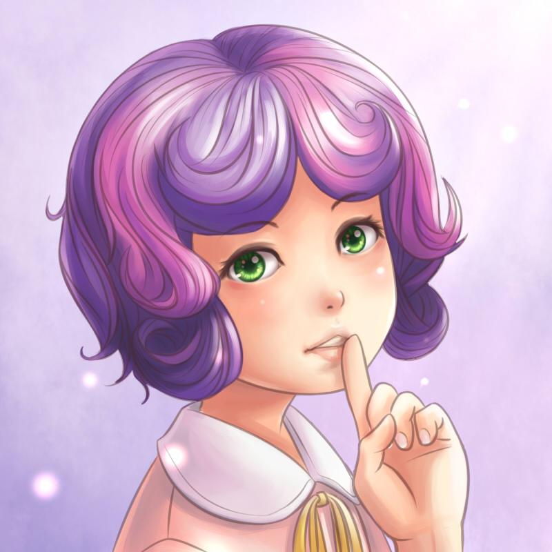 Sweetie Hush by NinjaHam