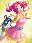 Pinkie Jump by NinjaHam