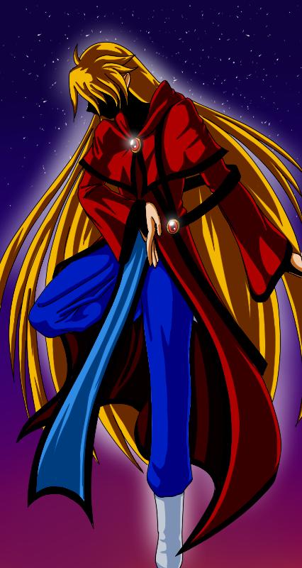Darius (background colored) by DariusXII