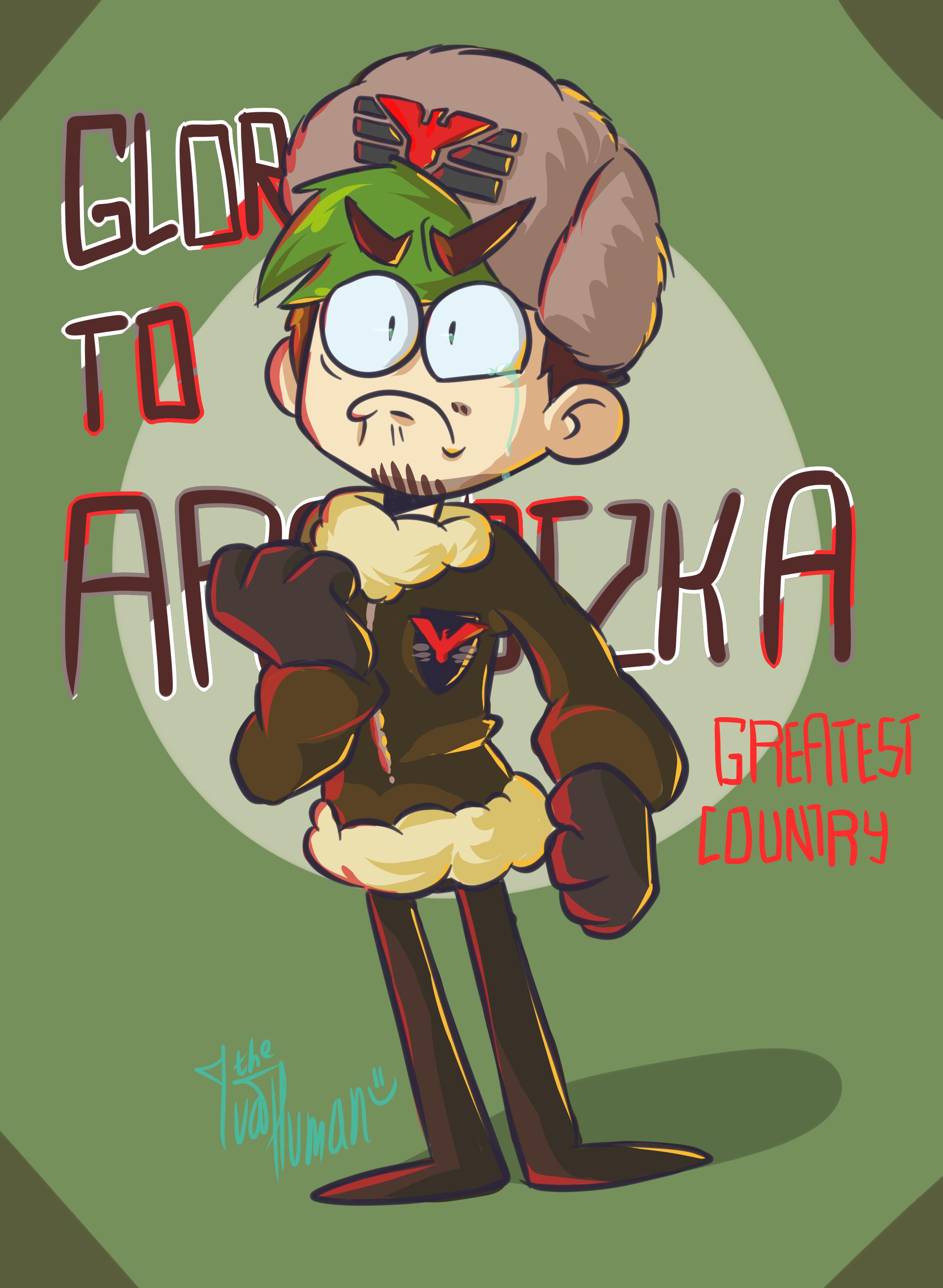 Glory to Arstotzka! by IvaTheHuman on DeviantArt