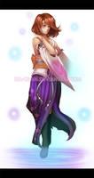FFX: Yuna by iza-chan