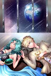 SM: Uranus and Neptune