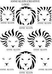 ANNE KLEIN CREATIVE LOGO by julioodin