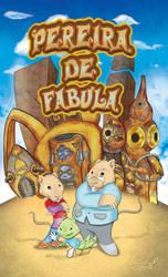 PEREIRA DE FABULA PROJECT COVER by julioodin