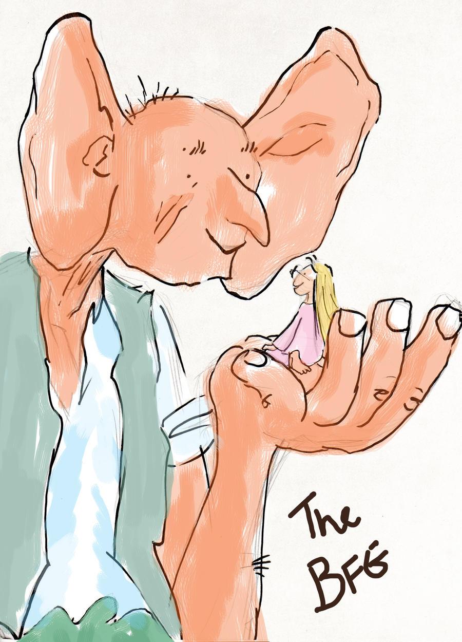 Face Painting Roald Dahl