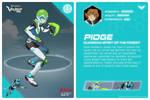 Green lion Pidge Bio by RhinoWing