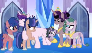 Crystal Empire Family Reunion