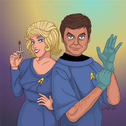Please report to sickbay! by 71olo