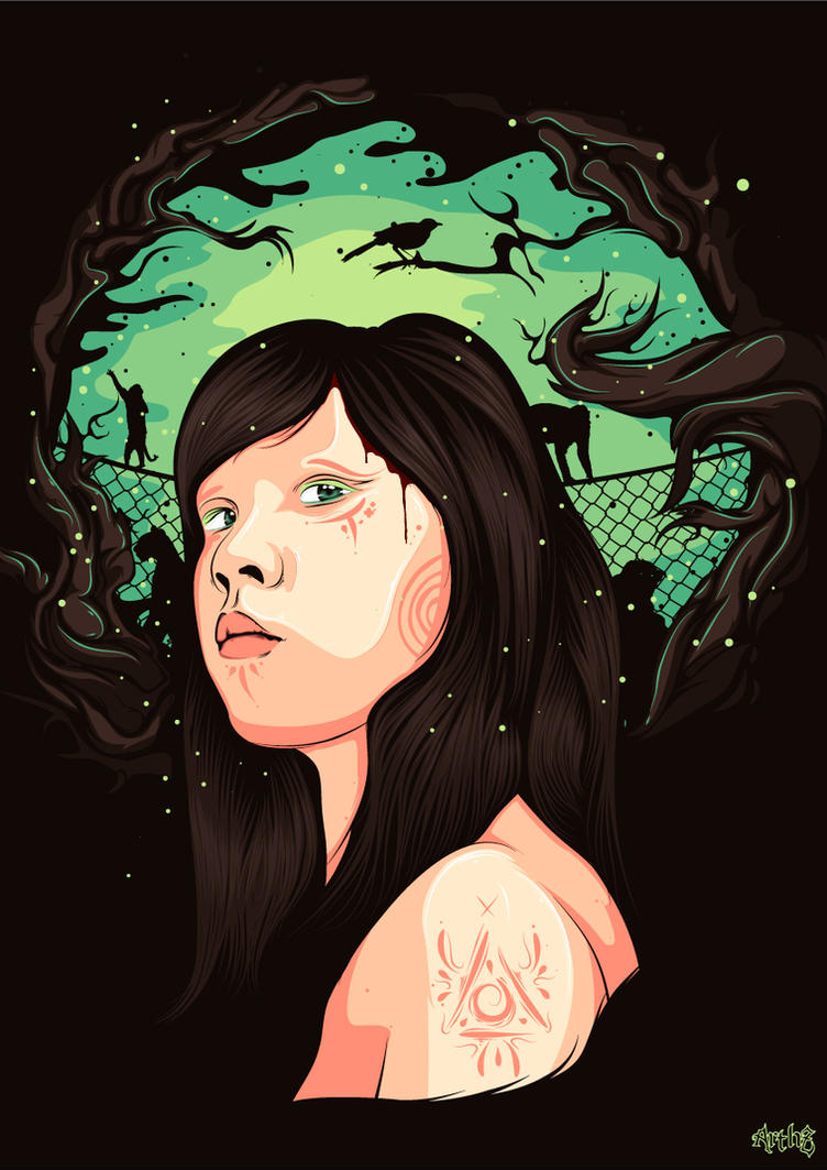 Xingu by violentarthz